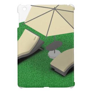 Ein Sonnenbad nehmen iPad Mini Hülle