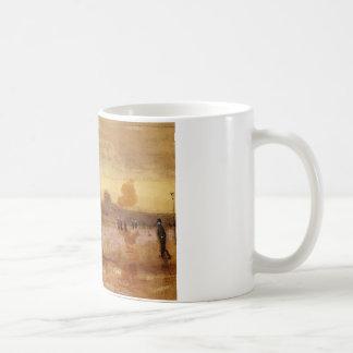 Ein Sonntag in Eindhoven durch Vincent van Gogh Kaffeetasse