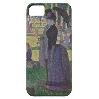 Ein Sonntag Nachmittag durch Georges Seurat Hülle Fürs iPhone 5