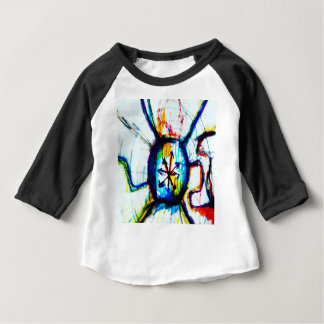 Ein Soul auf Feuer Baby T-shirt