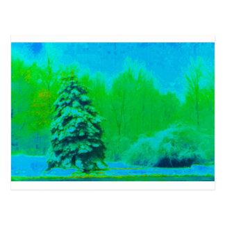 Ein starkes Weihnachten Postkarten