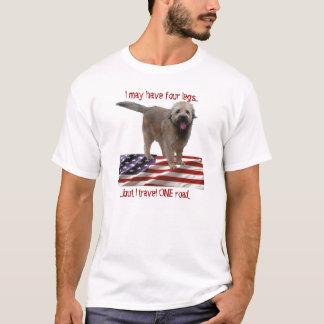 Ein Straßen-Shirt T-Shirt
