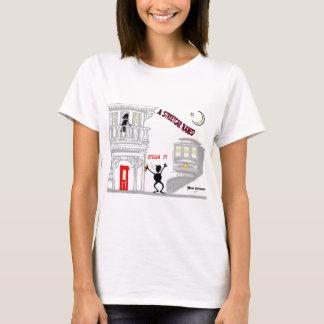 Ein Streetcar genannt WUNSCH T-Shirt