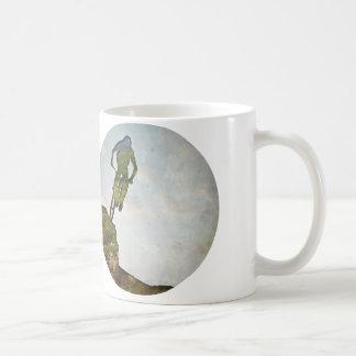 Ein Stückchen weg von der Straße Kaffeetasse