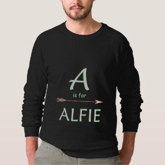 Ein Sweatshirt