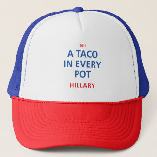Ein Taco in jedem Topf Truckerkappe