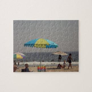 Ein Tag am Strand Puzzle