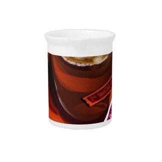 Ein Tasse Kaffee Krug