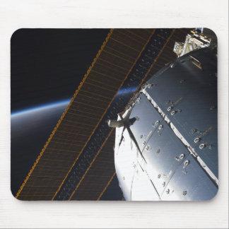 Ein Teil der internationalen Weltraumstation Mousepad