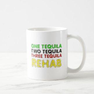 Ein Tequila, zwei Tequila, drei Tequila, Kaffeetasse