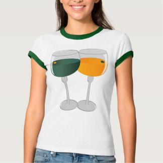 Ein Toast für Glück T-Shirt