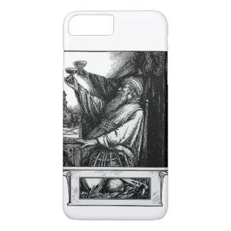 Ein Toast zum Tod iPhone 8 Plus/7 Plus Hülle