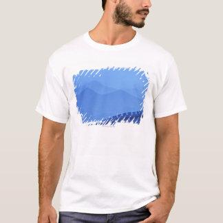 Ein UNESCO-Welterbstandort die Wand an T-Shirt