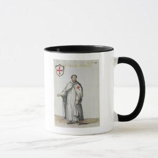 Ein venezianisches Templar Tasse