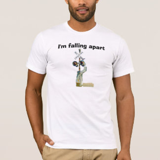 Ein Vintages Eisenbahn-Überfahrt-Signal T-Shirt