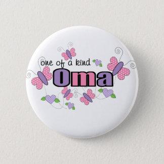 Ein von einem netten Oma Runder Button 5,7 Cm