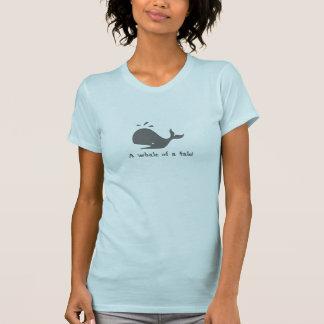 Ein Wal einer Geschichte! T-Shirt