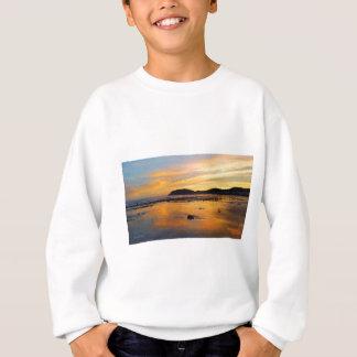 Ein Waliser-Sonnenaufgang, Llandudno, Wales Sweatshirt