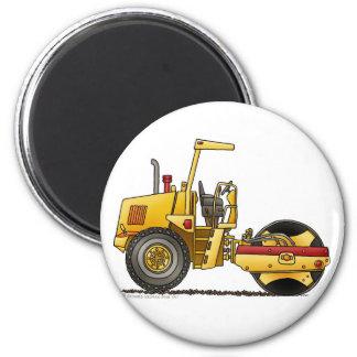 Ein-Walzenverdichtungsgerät-Bau-Magneten Runder Magnet 5,7 Cm
