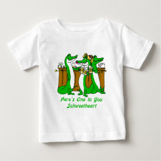 Ein was für Croc Baby T-shirt