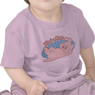 Ein was für Schinken-Baby-Shirt