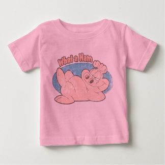 Ein was für Schinken-Baby-Shirt Baby T-shirt