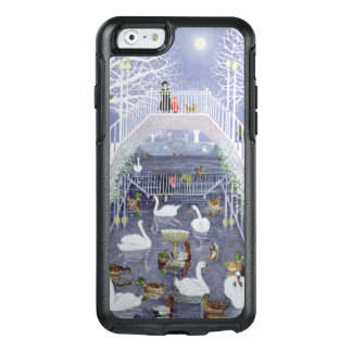 Ein Weg im Park OtterBox iPhone 6/6s Hülle