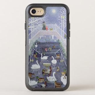 Ein Weg im Park OtterBox Symmetry iPhone 8/7 Hülle