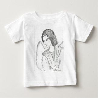 Ein Weihnachtsengel Baby T-shirt