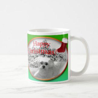 Ein Weihnachtswunsch Kaffeetasse