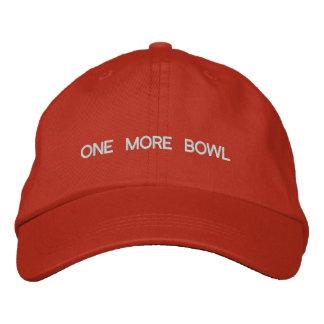 Ein weiterer Schüssel-Hut Bestickte Kappe