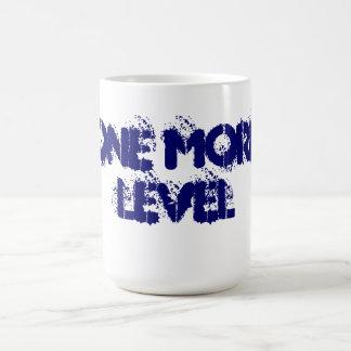 Ein weiteres Niveau Kaffeetasse