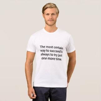 Ein weiteres Zeit-Shirt T-Shirt