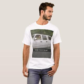 Ein wirklich großes Gedenkt-stück! T-Shirt