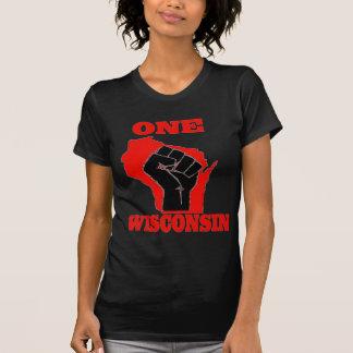 Ein Wisconsin T-Shirt