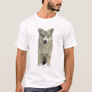 Ein Wolf T-Shirt