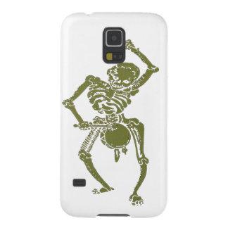 Ein Zombie-untotes Skelett, das einen Dr. Samsung Galaxy S5 Hülle