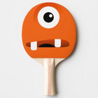 Einäugiges Monster Tischtennis Schläger