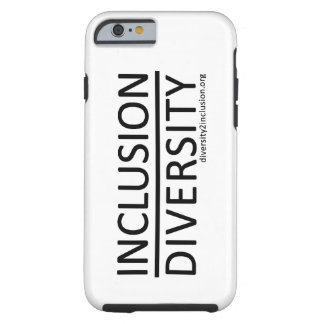 Einbeziehung über Diversity iPhone 6 Fall Tough iPhone 6 Hülle