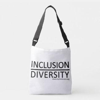 Einbeziehung über Diversity-Tasche Tragetaschen Mit Langen Trägern