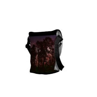 Einbruch der Nacht Kurier Taschen