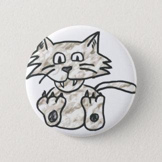 Eine andere Katze 2 Runder Button 5,7 Cm
