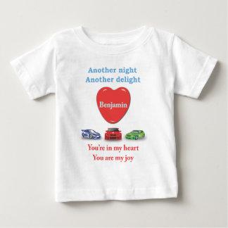 Eine andere Nacht eine anderen Freude Benjamin w Baby T-shirt