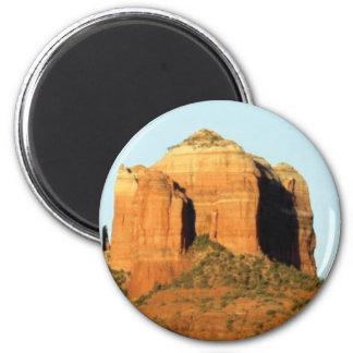 Eine andere Wüstenbildung Runder Magnet 5,1 Cm