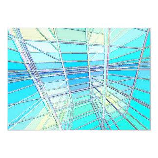 Eine anderen dimensional 03 12,7 x 17,8 cm einladungskarte