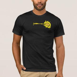 Eine Anmerkung schlägt das Gehirn T-Shirt
