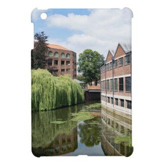 Eine Ansicht des Flusses Foss in York iPad Mini Hülle