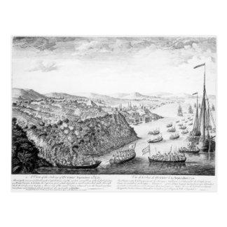 Eine Ansicht des Nehmens von Quebec Postkarte