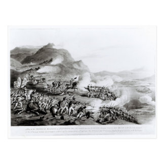 Eine Ansicht Serra de Busacco in San Antonio Postkarte