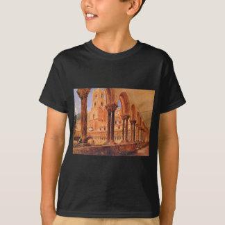 Eine Ansicht von Monreale, über Palermo Rudolf von T-Shirt